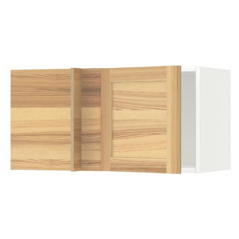 Шкаф навесной угловой МЕТОД белый артикуль № 292.260.46 в наличии. Онлайн каталог ИКЕА РБ. Быстрая доставка и соборка.