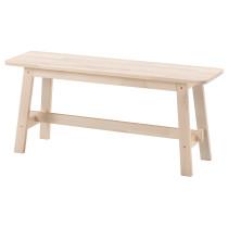 Скамья НОРРОКЕР белый артикуль № 703.601.88 в наличии. Онлайн магазин IKEA Минск. Быстрая доставка и соборка.
