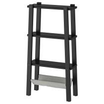 Стеллаж ВИЛЬТО черный артикуль № 003.949.12 в наличии. Онлайн сайт IKEA РБ. Недорогая доставка и соборка.