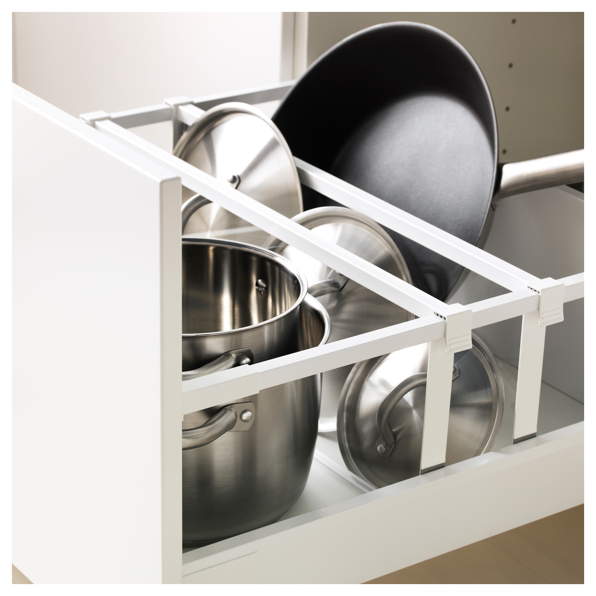 Высокий шкаф для холодильника, с дверцами, 3 ящика МЕТОД / МАКСИМЕРА белый артикуль № 992.330.86 в наличии. Интернет магазин IKEA РБ. Недорогая доставка и соборка.