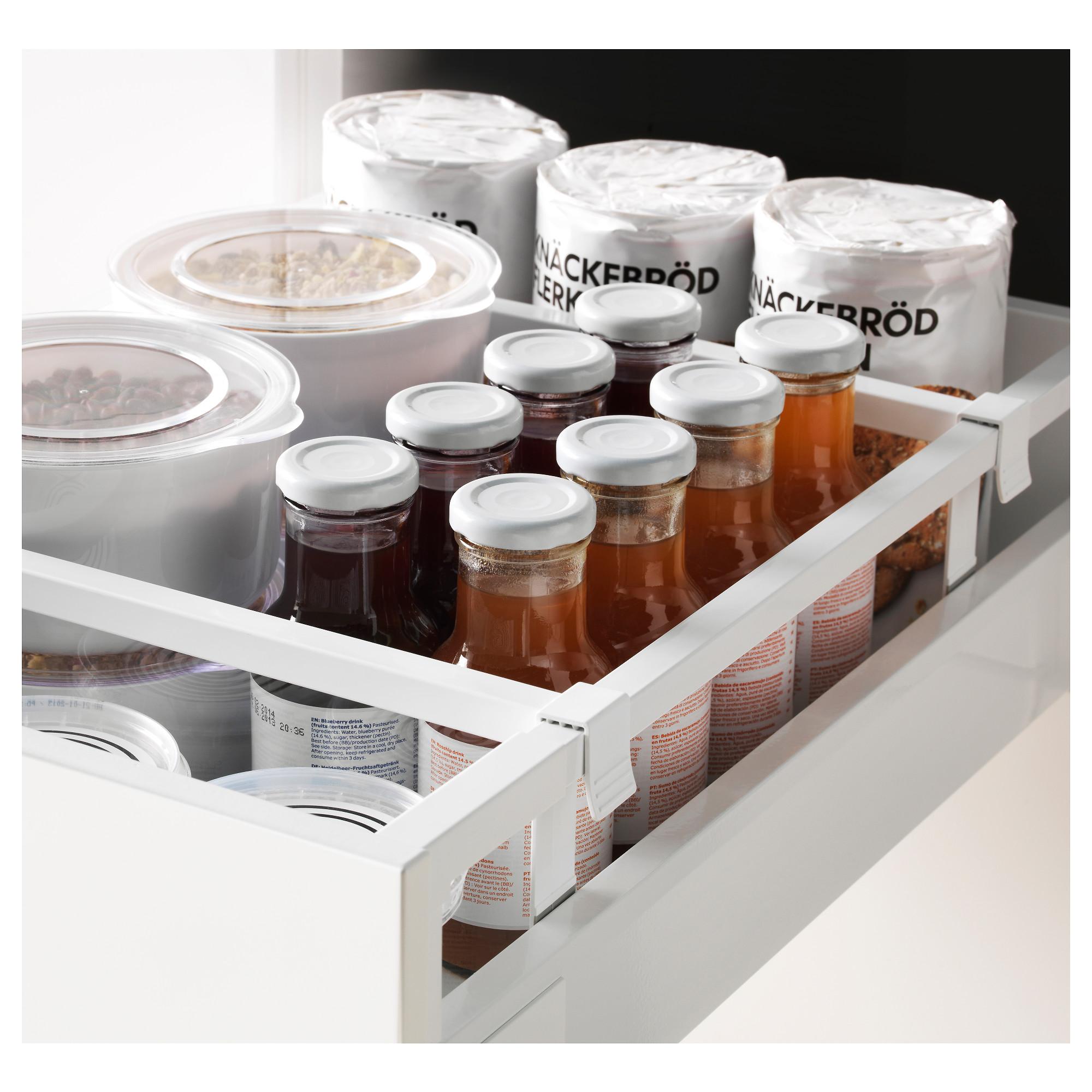 Высокий шкаф + полки, 5 ящиков, 2 дверцы, 2 фронтальных МЕТОД / МАКСИМЕРА черный артикуль № 192.356.97 в наличии. Online каталог IKEA Минск. Быстрая доставка и установка.
