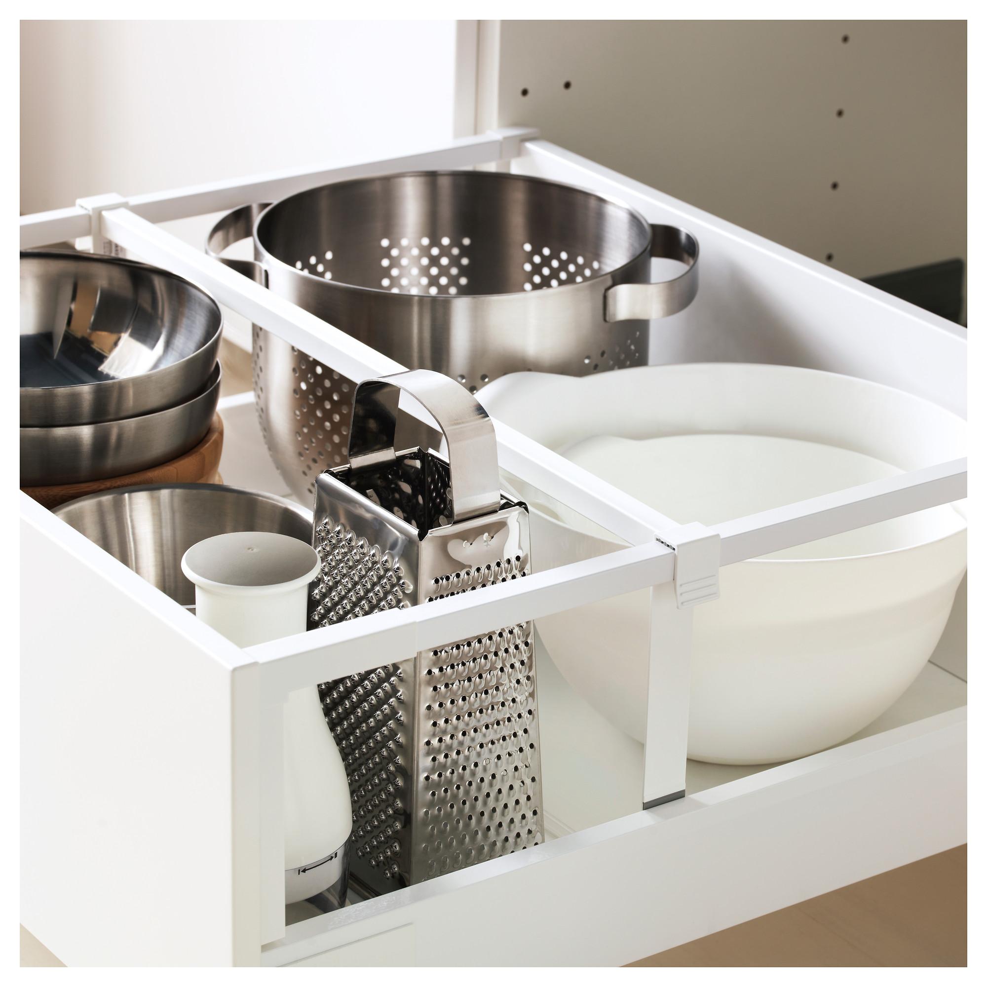 Высокий шкаф + полки, 5 ящиков, 2 дверцы, 2 фронтальных МЕТОД / МАКСИМЕРА белый артикуль № 992.328.74 в наличии. Онлайн магазин IKEA РБ. Недорогая доставка и соборка.