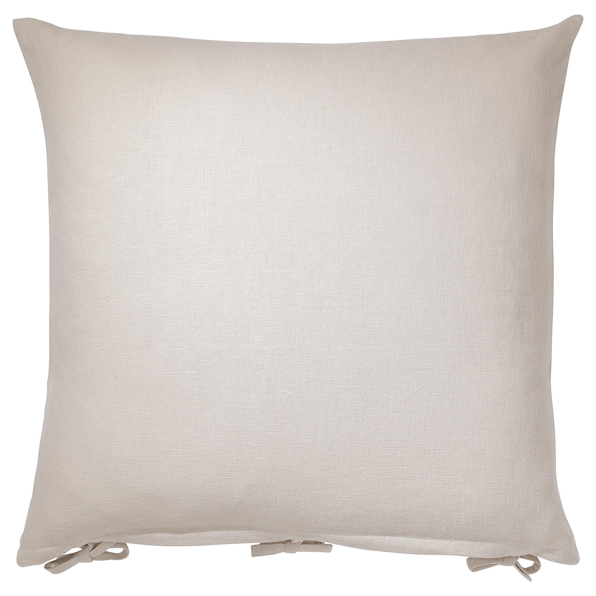 Чехол на подушку УРСУЛА светло-бежевый артикуль № 203.958.40 в наличии. Интернет магазин IKEA РБ. Недорогая доставка и установка.