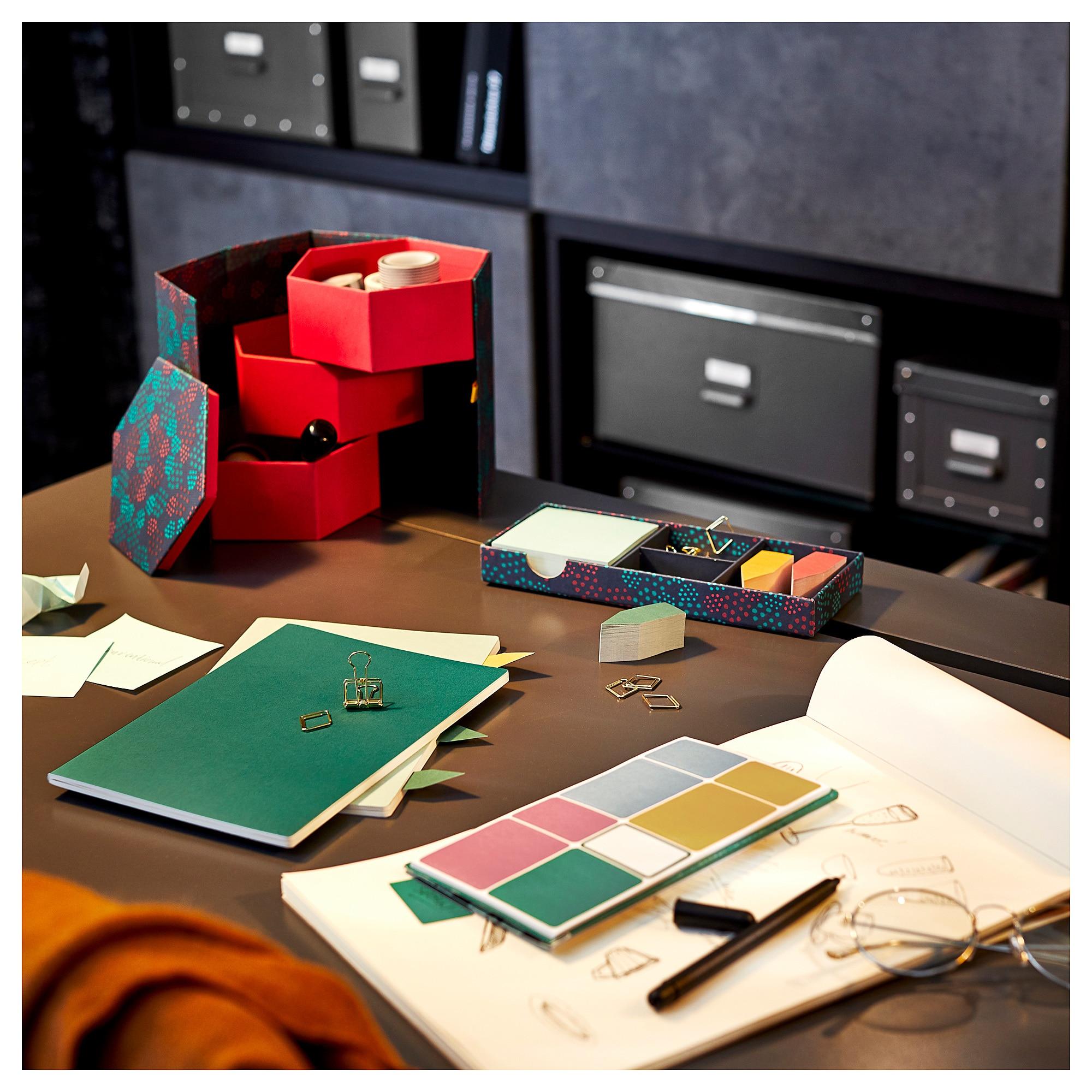 Декоративная коробка АНИЛИНАРЕ красный артикуль № 304.021.14 в наличии. Online магазин IKEA Беларусь. Недорогая доставка и установка.