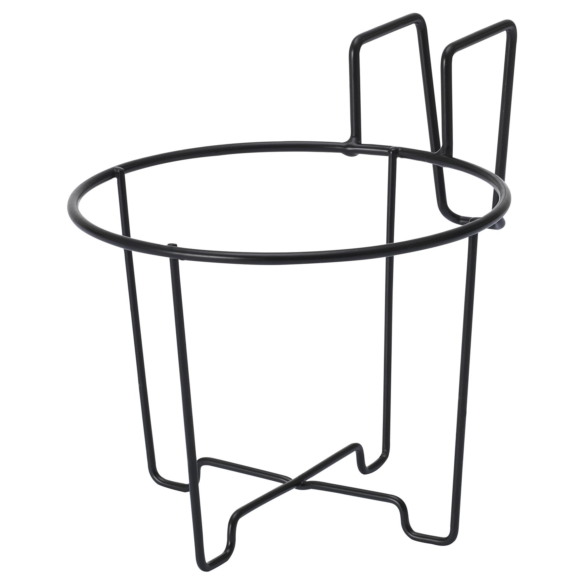 Держатель для кашпо СОММАР 2018 черный артикуль № 103.906.83 в наличии. Интернет магазин IKEA Беларусь. Быстрая доставка и соборка.