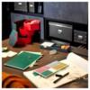 Книжка для записей АНИЛИНАРЕ красный артикуль № 604.020.42 в наличии. Интернет каталог IKEA Беларусь. Быстрая доставка и установка.