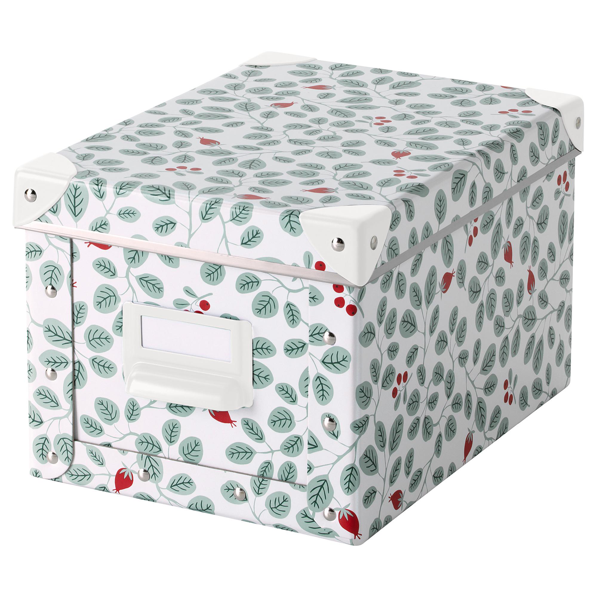Коробка с крышкой ФЬЕЛЛА зеленый артикуль № 203.991.93 в наличии. Интернет каталог ИКЕА РБ. Недорогая доставка и монтаж.