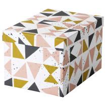 Коробка с крышкой ТЬЕНА черный артикуль № 403.982.20 в наличии. Интернет магазин ИКЕА Минск. Недорогая доставка и монтаж.
