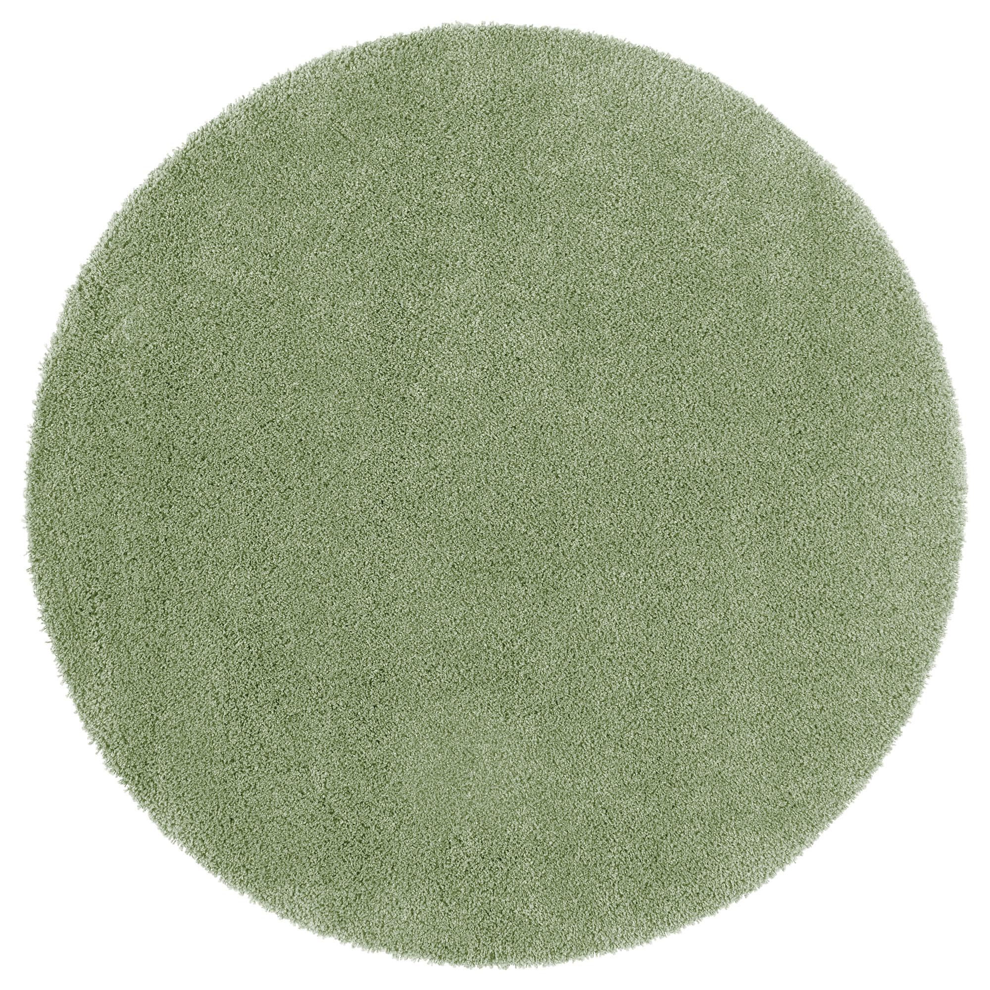 Ковер, длинный ворс ОДУМ светло-зеленый артикуль № 803.709.88 в наличии. Онлайн сайт IKEA Республика Беларусь. Быстрая доставка и соборка.