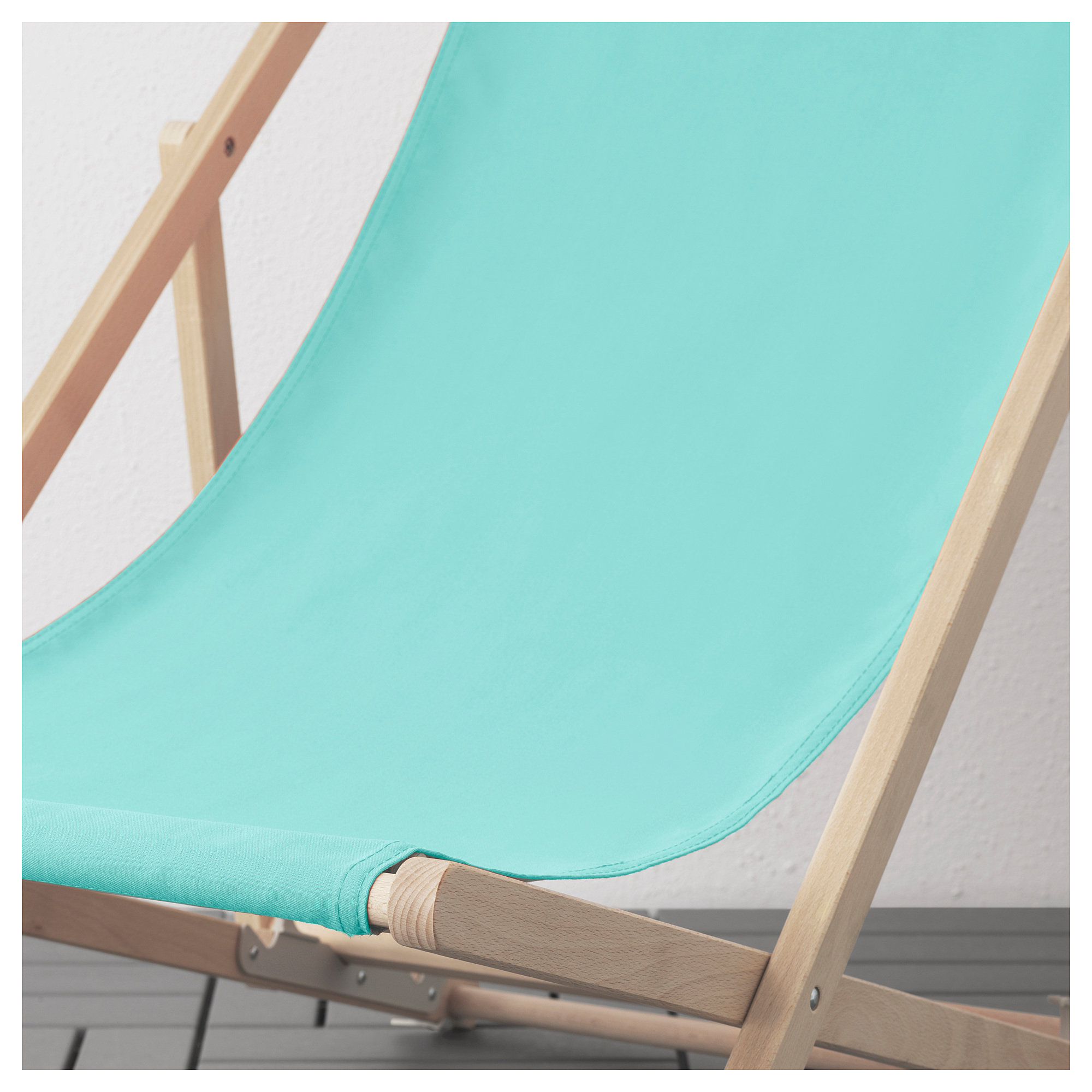 Пляжный стул МЮСИНГСО бирюзовый артикуль № 003.895.24 в наличии. Online каталог IKEA Беларусь. Недорогая доставка и монтаж.