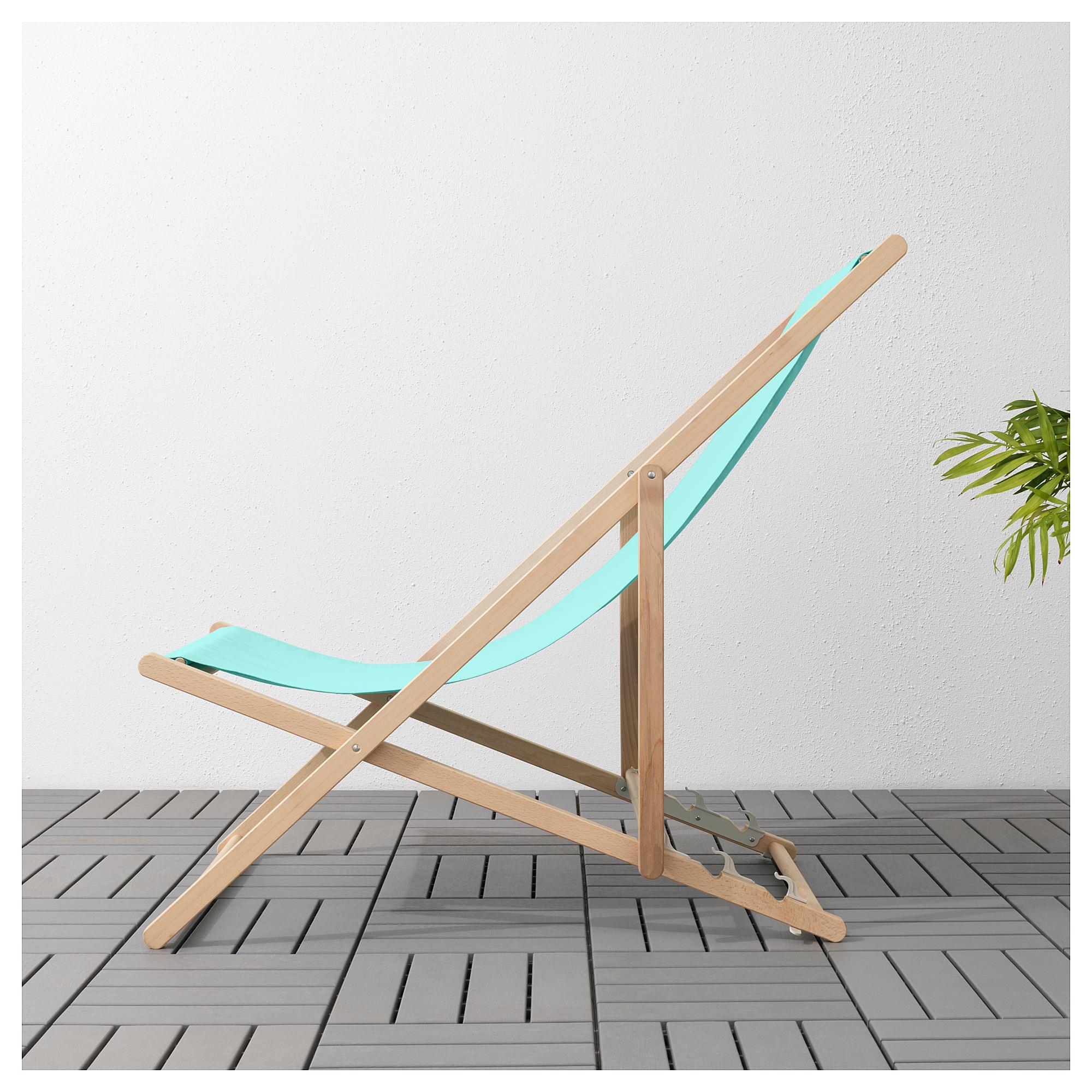Пляжный стул МЮСИНГСО бирюзовый артикуль № 003.895.24 в наличии. Интернет сайт ИКЕА Минск. Быстрая доставка и установка.