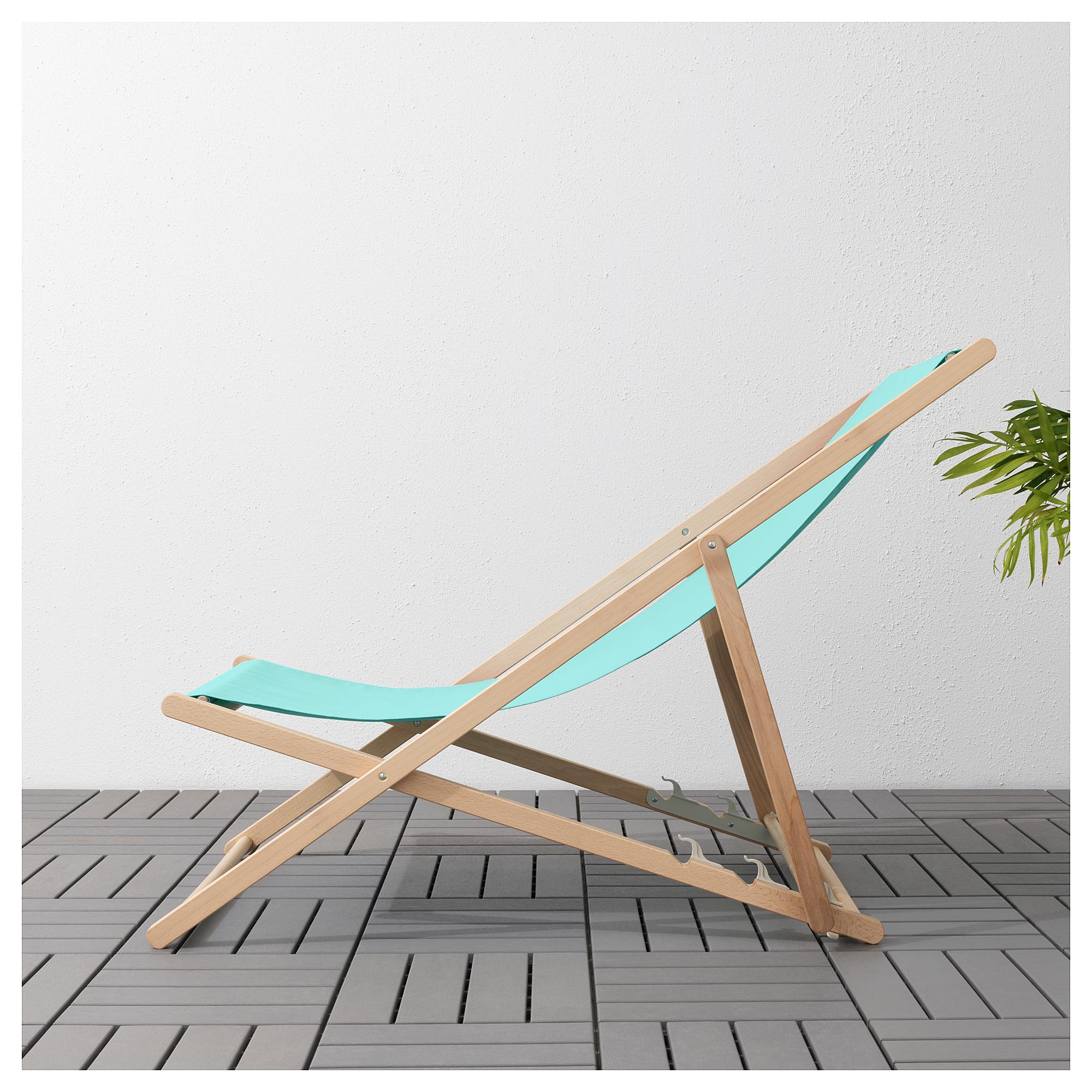 Пляжный стул МЮСИНГСО бирюзовый артикуль № 003.895.24 в наличии. Онлайн сайт ИКЕА Минск. Быстрая доставка и монтаж.