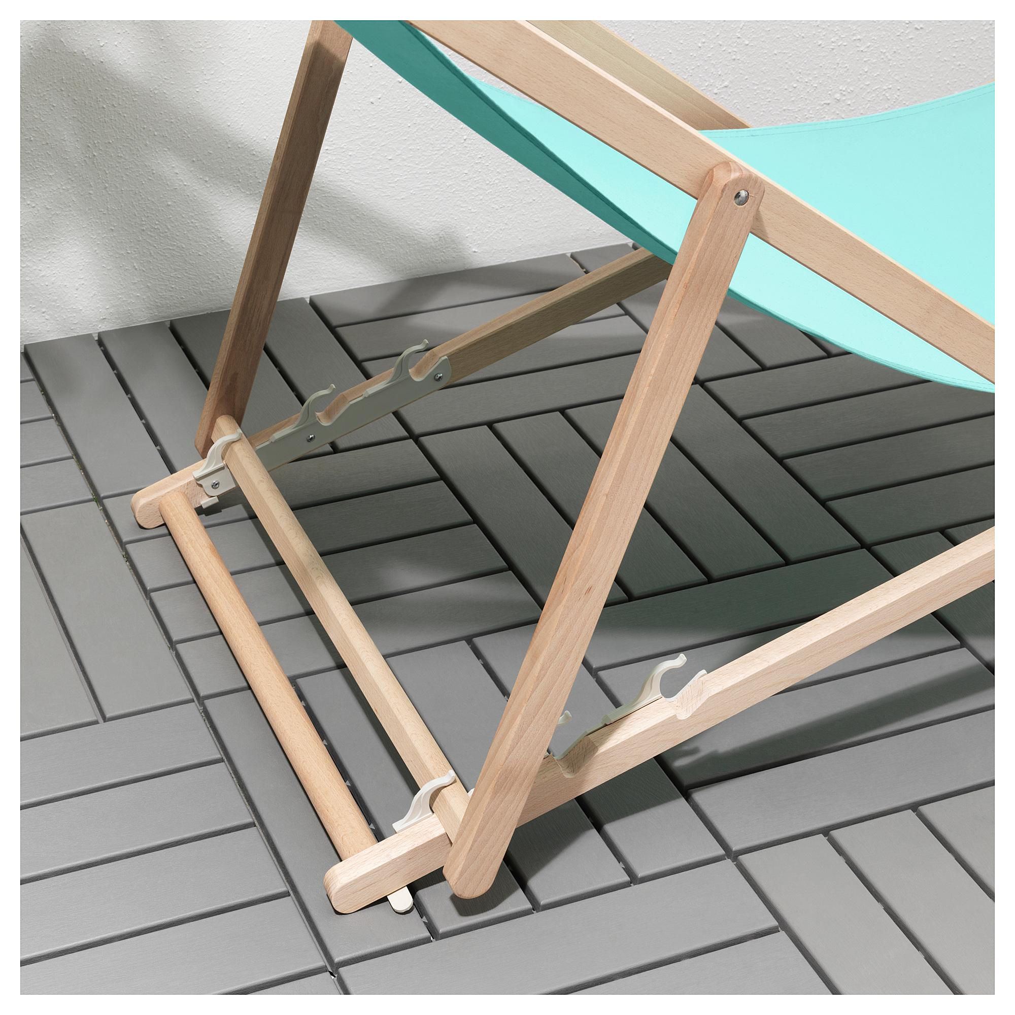 Пляжный стул МЮСИНГСО бирюзовый артикуль № 003.895.24 в наличии. Интернет каталог IKEA РБ. Быстрая доставка и установка.