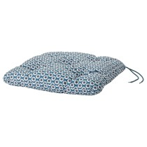 Подушка на садовый стул ИТТЕРОН синий артикуль № 903.762.87 в наличии. Интернет сайт IKEA Минск. Быстрая доставка и монтаж.