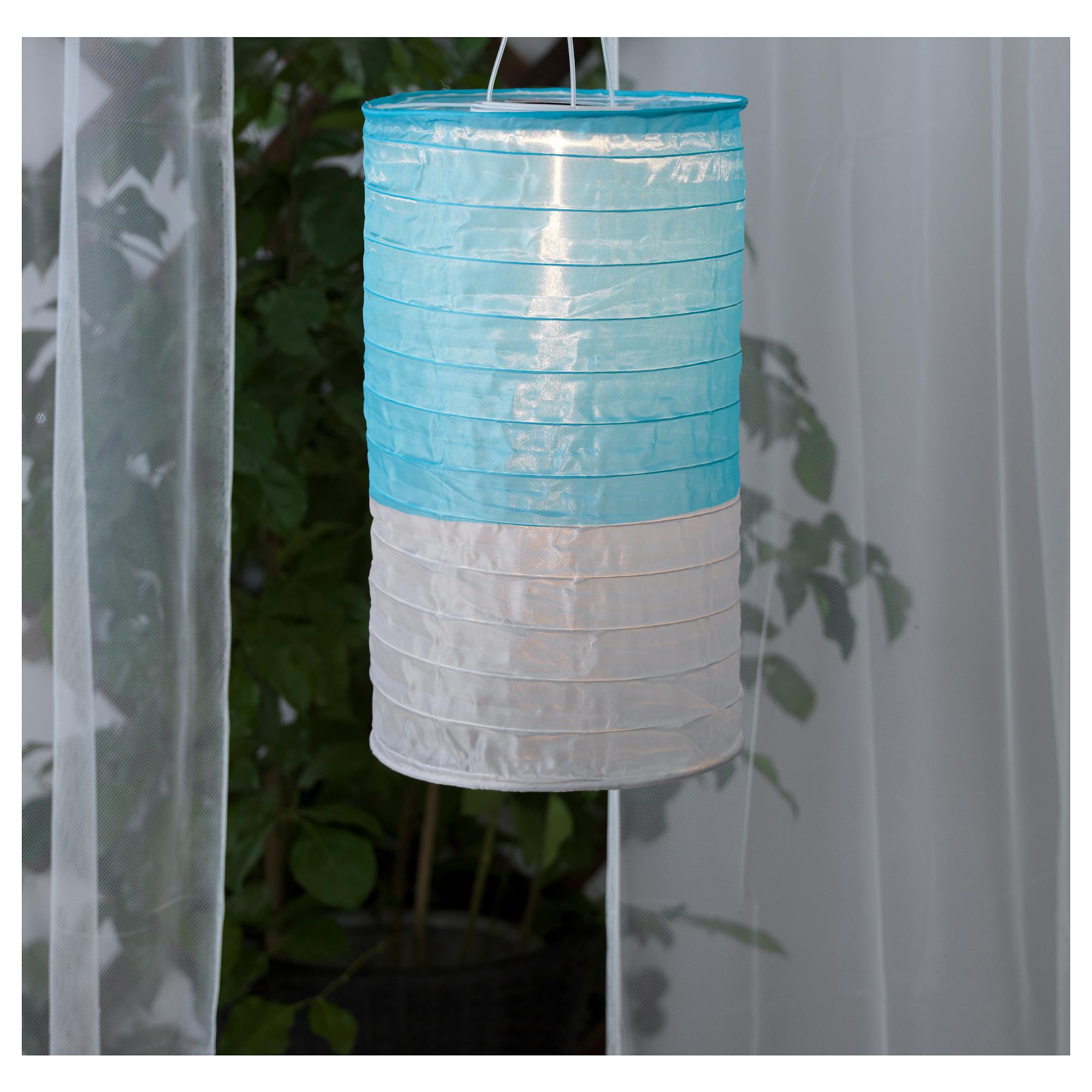 Подвесной светильник на солнечн батарея СОЛВИДЕН синий артикуль № 203.831.87 в наличии. Онлайн каталог IKEA РБ. Недорогая доставка и соборка.