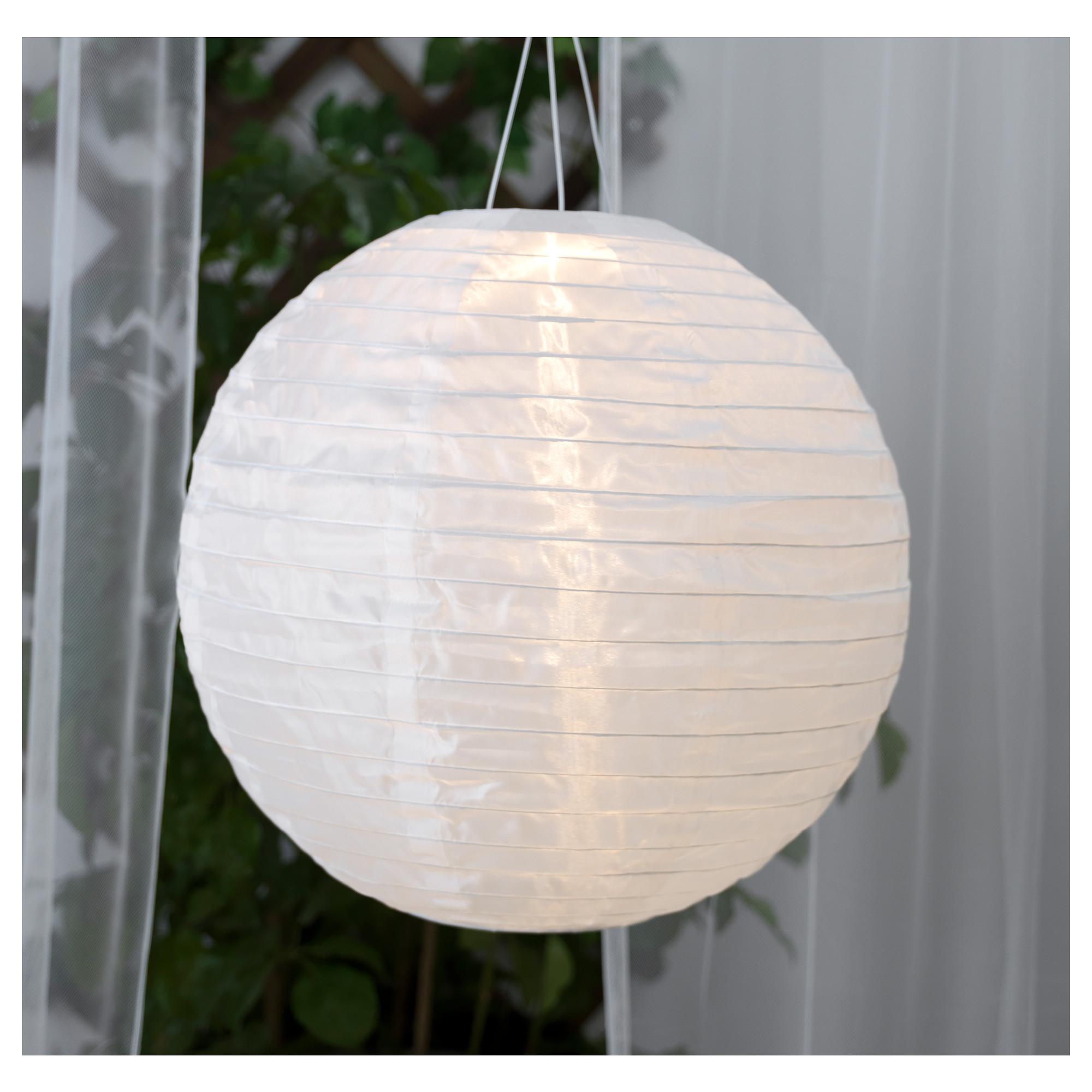 Подвесной светильник на солнечн батарея СОЛВИДЕН белый артикуль № 603.828.26 в наличии. Интернет каталог IKEA Беларусь. Недорогая доставка и монтаж.