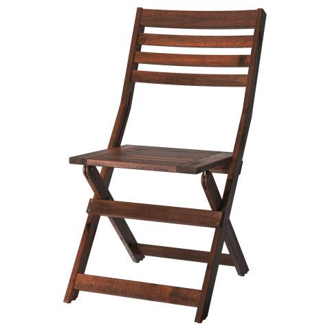 Садовый стул ЭПЛАРО артикуль № 903.763.34 в наличии. Online магазин IKEA РБ. Быстрая доставка и соборка.