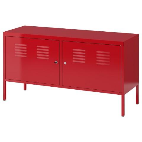 Шкаф ИКЕА ПС красный артикуль № 203.842.76 в наличии. Online магазин IKEA Республика Беларусь. Недорогая доставка и монтаж.