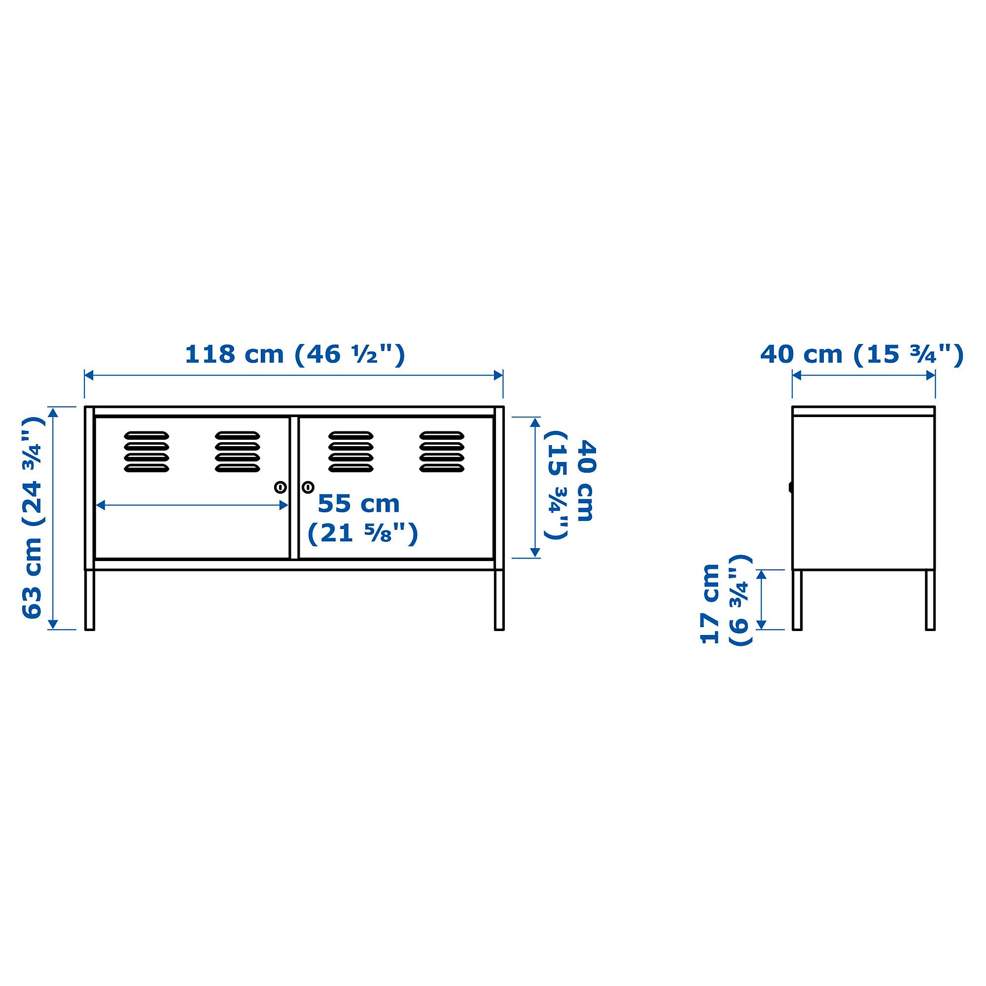 Шкаф ИКЕА ПС красный артикуль № 203.842.76 в наличии. Online сайт IKEA Беларусь. Недорогая доставка и монтаж.