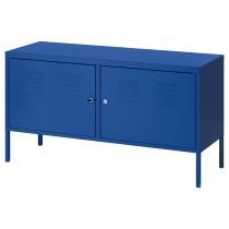 Шкаф ИКЕА ПС синий артикуль № 903.842.73 в наличии. Интернет сайт IKEA Минск. Быстрая доставка и монтаж.