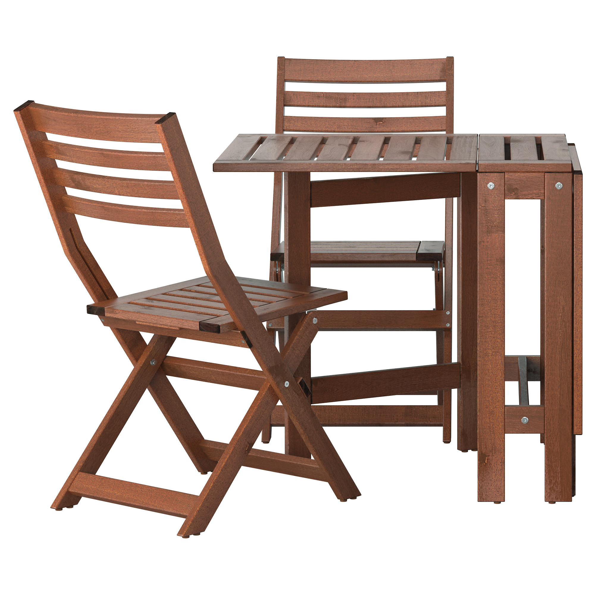 Стол + 2 складных стула для сада ЭПЛАРО артикуль № 392.289.26 в наличии. Online каталог IKEA Минск. Недорогая доставка и установка.