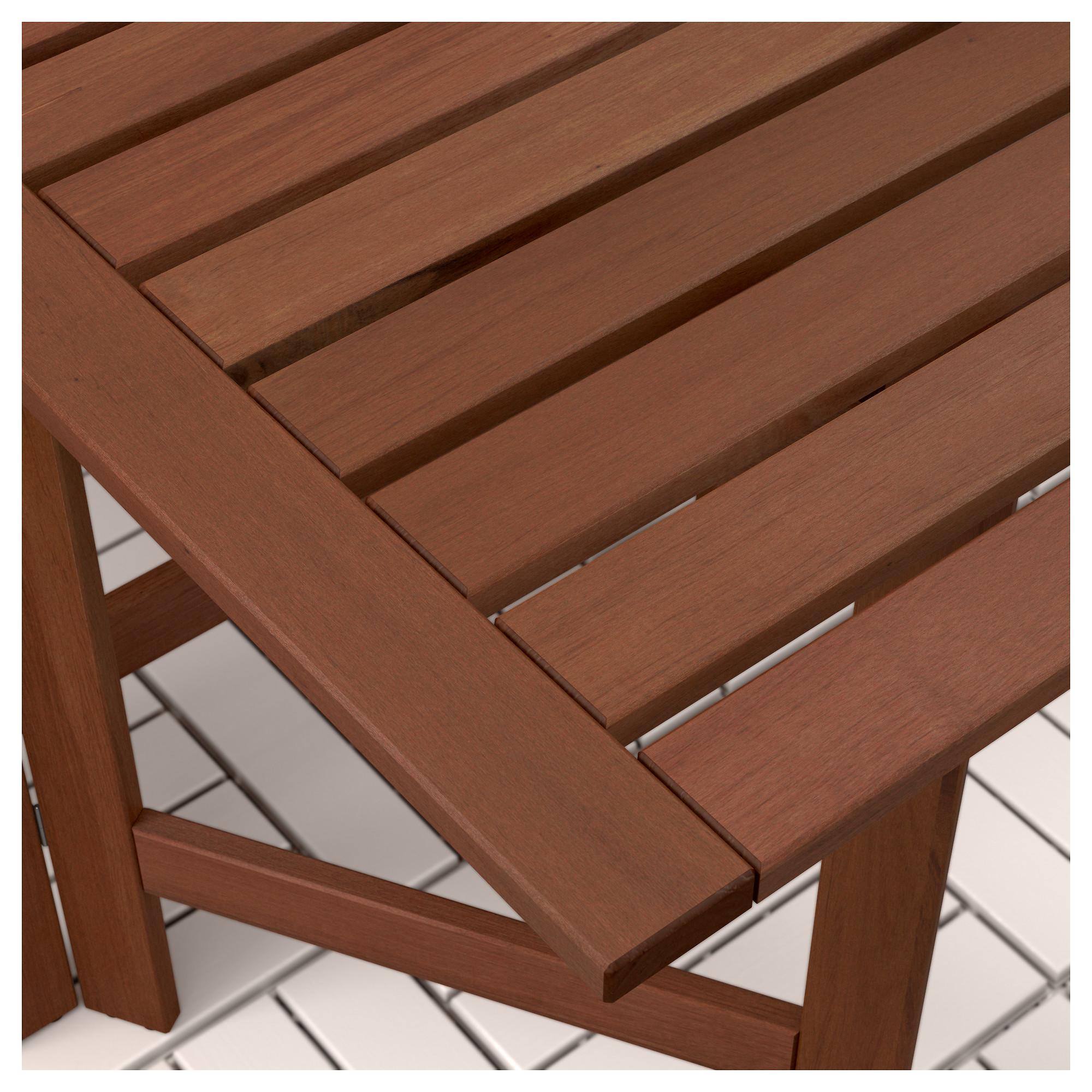 Стол + 2 складных стула для сада ЭПЛАРО синий артикуль № 592.289.25 в наличии. Онлайн магазин ИКЕА Республика Беларусь. Быстрая доставка и соборка.