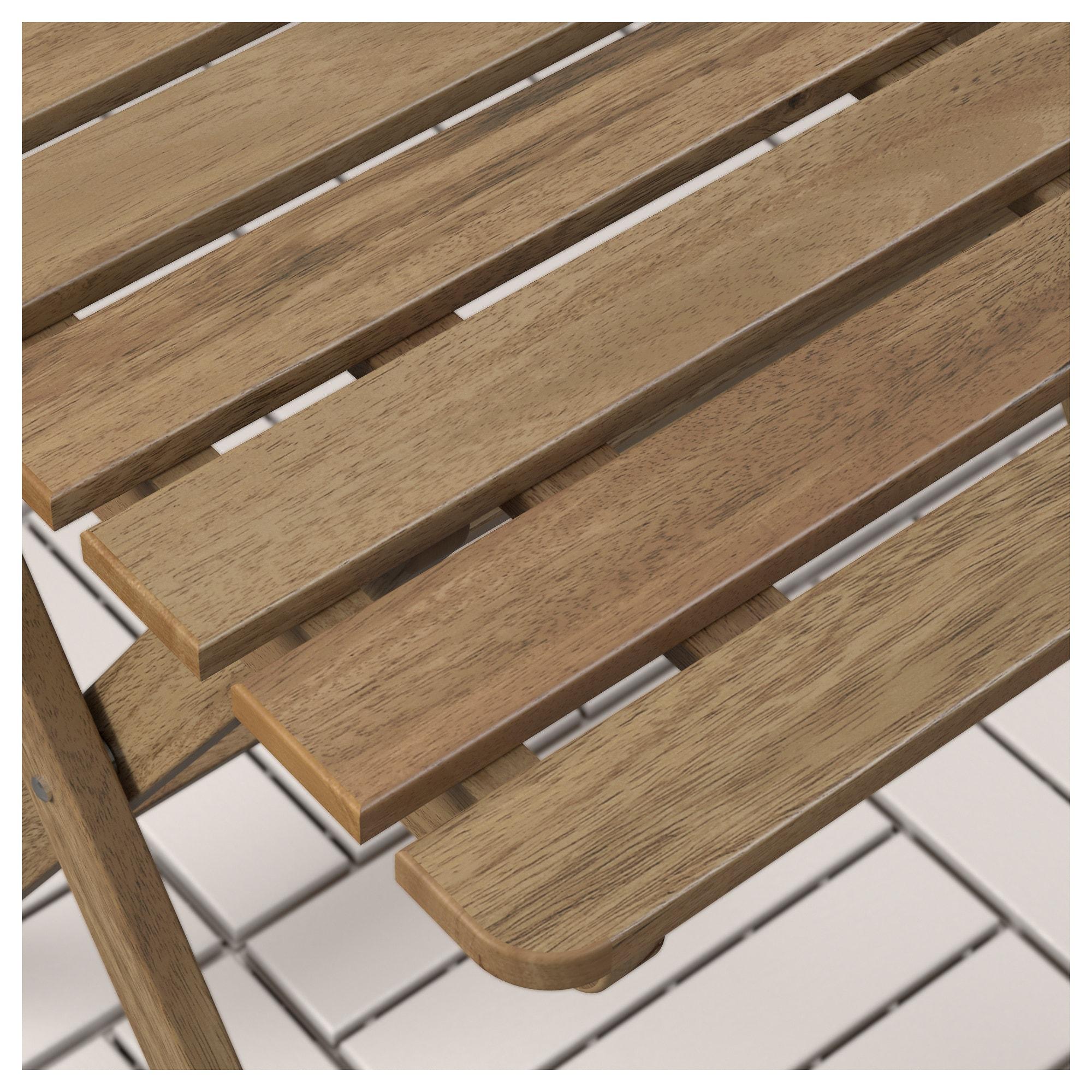 Стол + 2 стула, для сада АСКХОЛЬМЕН синий артикуль № 992.288.86 в наличии. Онлайн сайт IKEA Беларусь. Быстрая доставка и соборка.