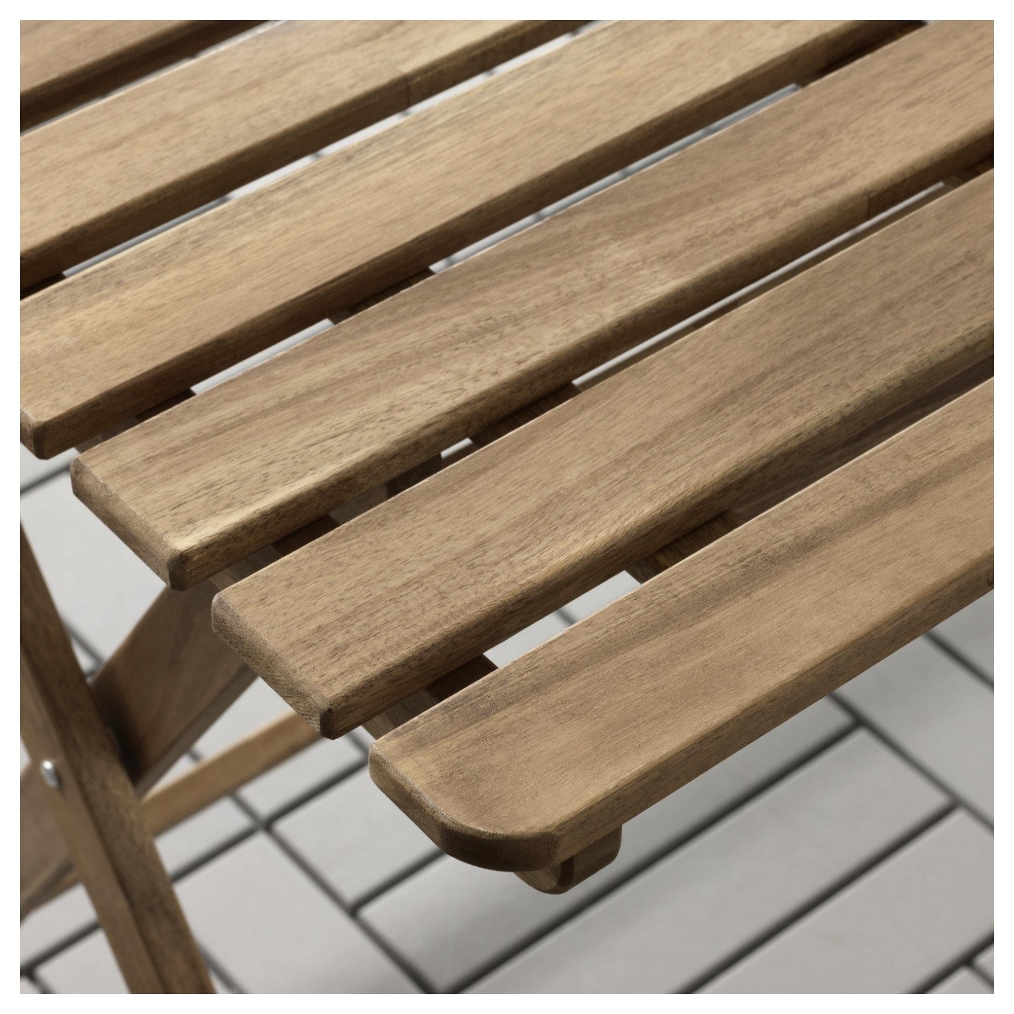 Стол + 4 стула, для сада АСКХОЛЬМЕН синий артикуль № 792.288.87 в наличии. Online каталог ИКЕА Беларусь. Быстрая доставка и монтаж.