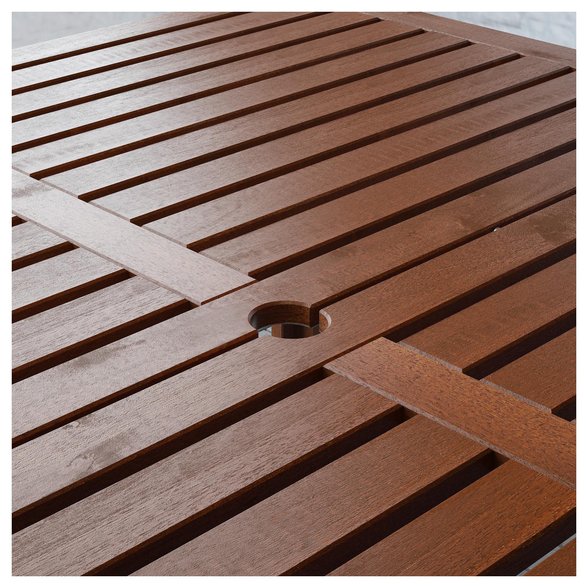 Стол + 6 кресел + скамья для сада ЭПЛАРО черный артикуль № 592.289.49 в наличии. Онлайн магазин ИКЕА Республика Беларусь. Недорогая доставка и соборка.
