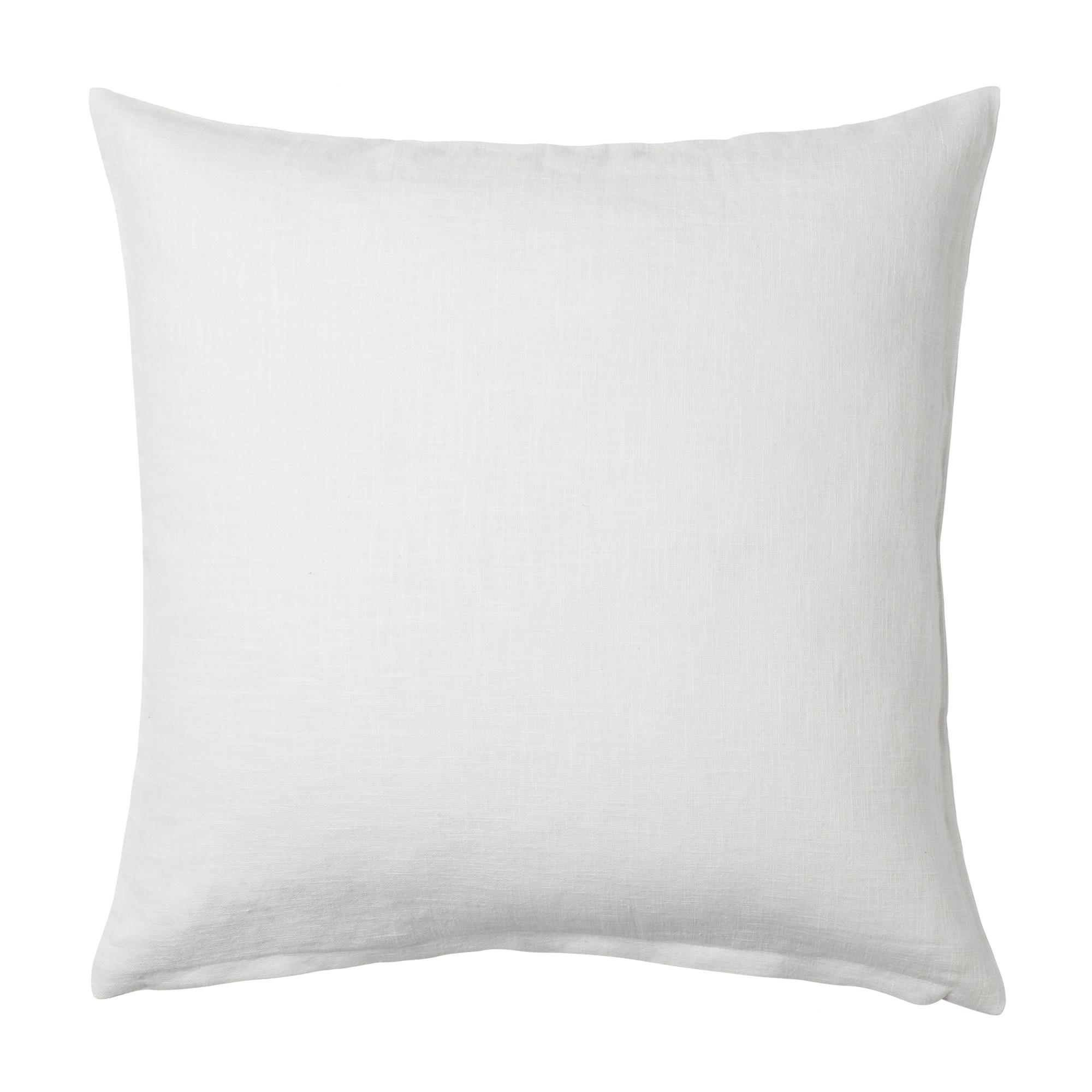 Чехол на подушку ВИГДИС белый артикуль № 703.698.91 в наличии. Online сайт IKEA Минск. Быстрая доставка и соборка.