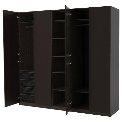 Гардероб ПАКС артикуль № 092.680.99 в наличии. Онлайн магазин IKEA Республика Беларусь. Быстрая доставка и установка.