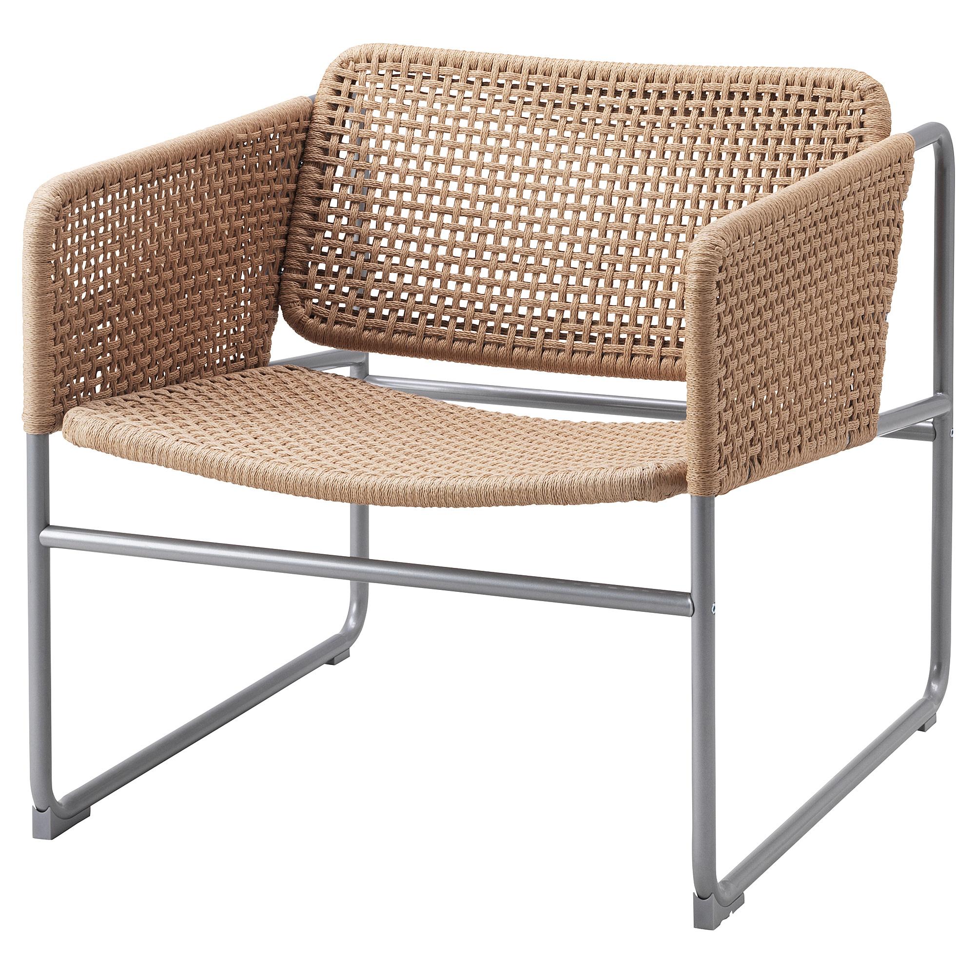 Кресло ИНДУСТРИЕЛЛ естественный артикуль № 203.926.48 в наличии. Онлайн сайт IKEA Беларусь. Недорогая доставка и установка.