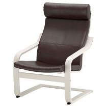 Кресло ПОЭНГ темно-коричневый артикуль № 092.514.71 в наличии. Интернет каталог IKEA Беларусь. Быстрая доставка и соборка.