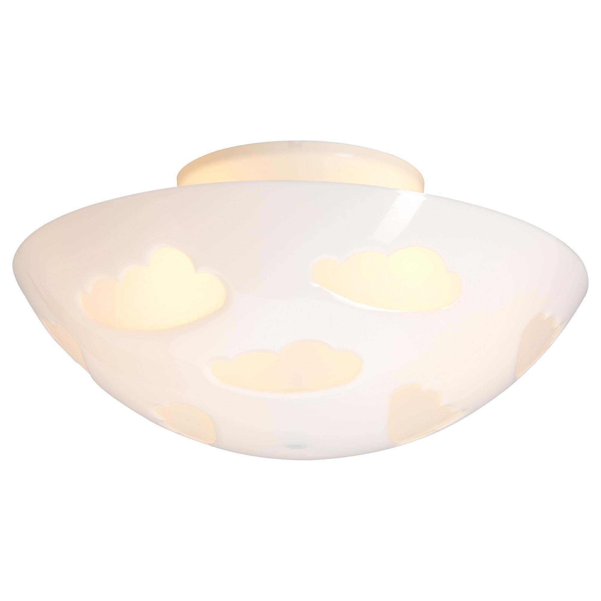 Потолочный светильник СКОЙГ белый артикуль № 804.151.85 в наличии. Интернет магазин ИКЕА РБ. Быстрая доставка и монтаж.