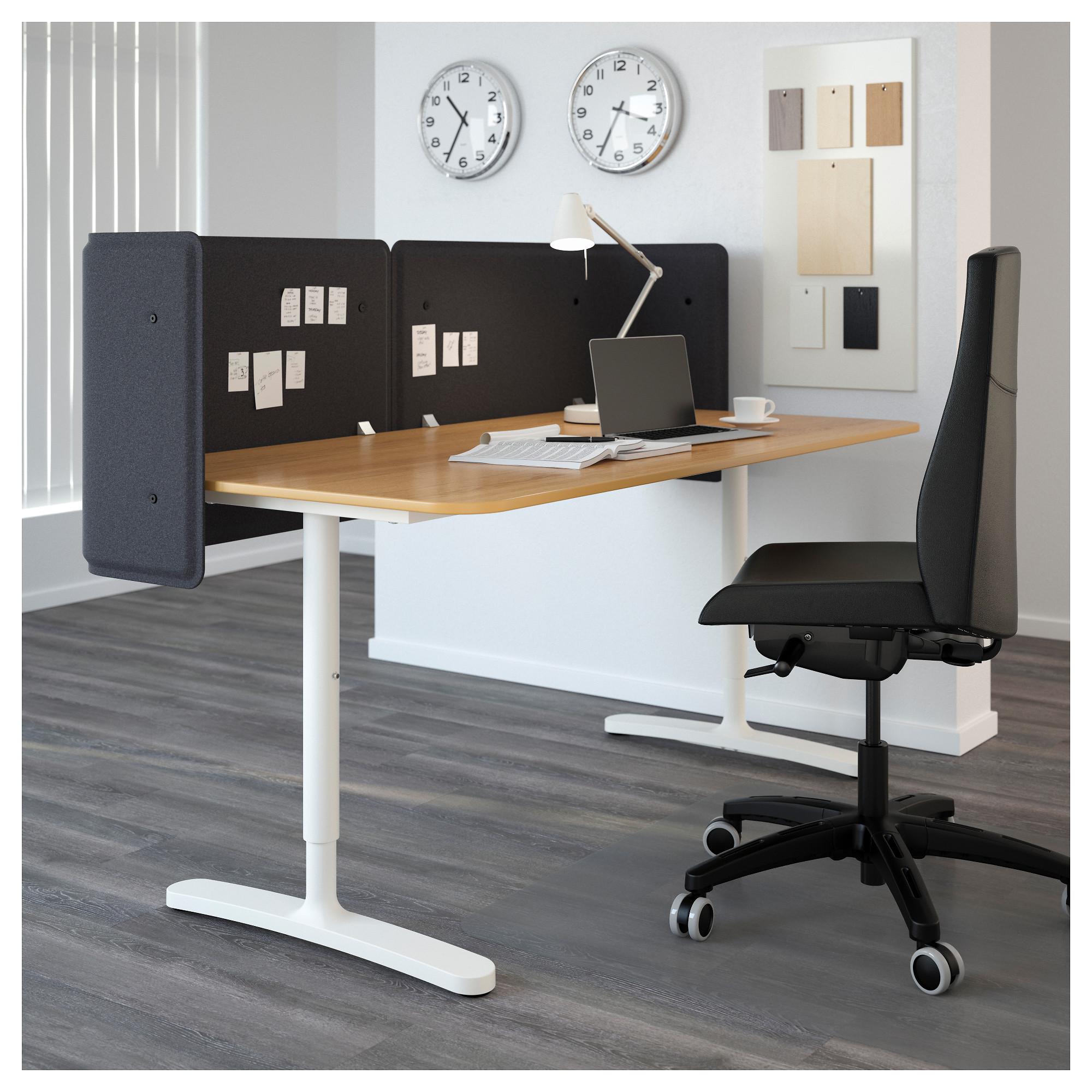 Стол для приемной БЕКАНТ белый артикуль № 092.786.49 в наличии. Онлайн сайт IKEA Беларусь. Недорогая доставка и установка.