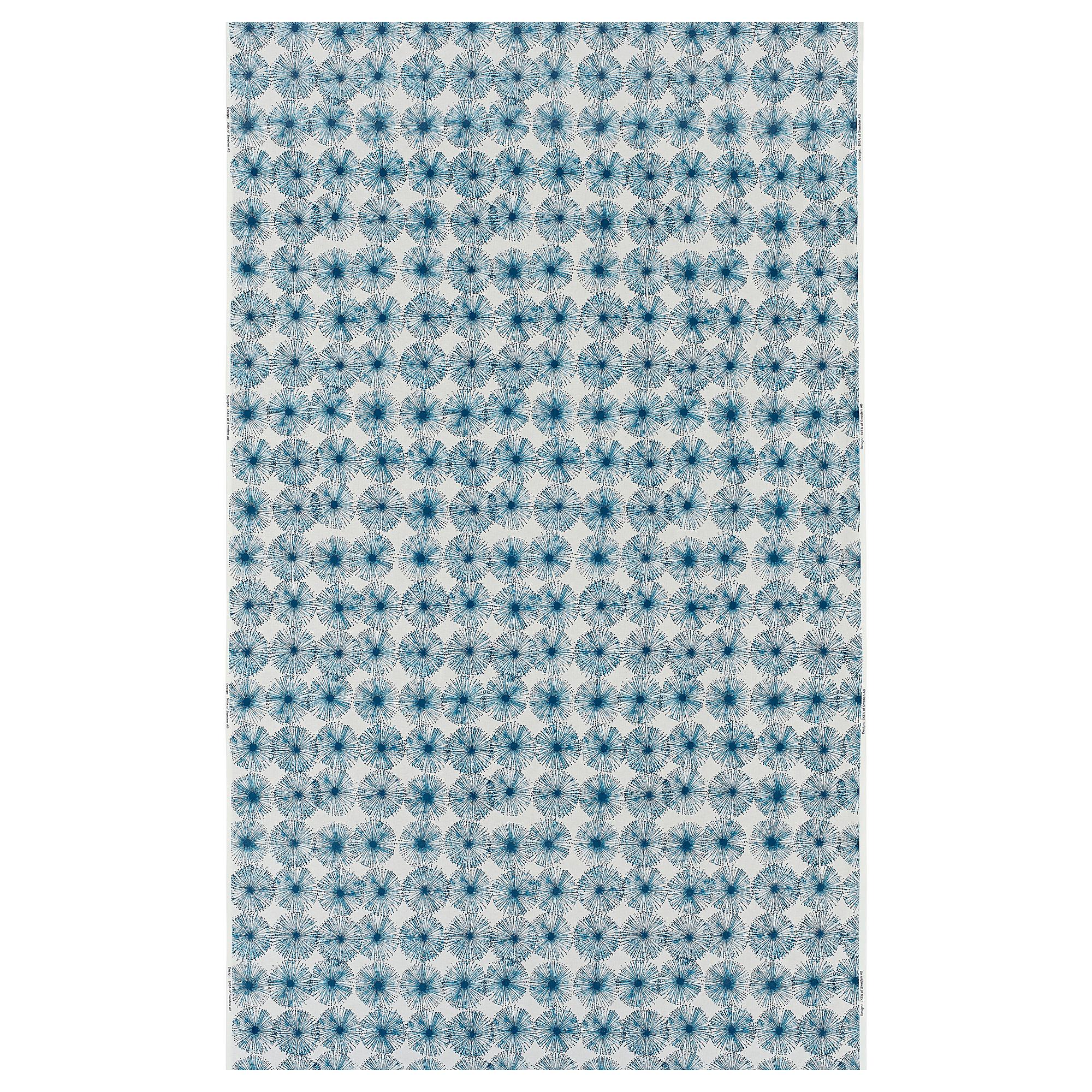 Ткань ИНГЕЛИЛ синий артикуль № 404.217.20 в наличии. Онлайн сайт IKEA РБ. Быстрая доставка и установка.
