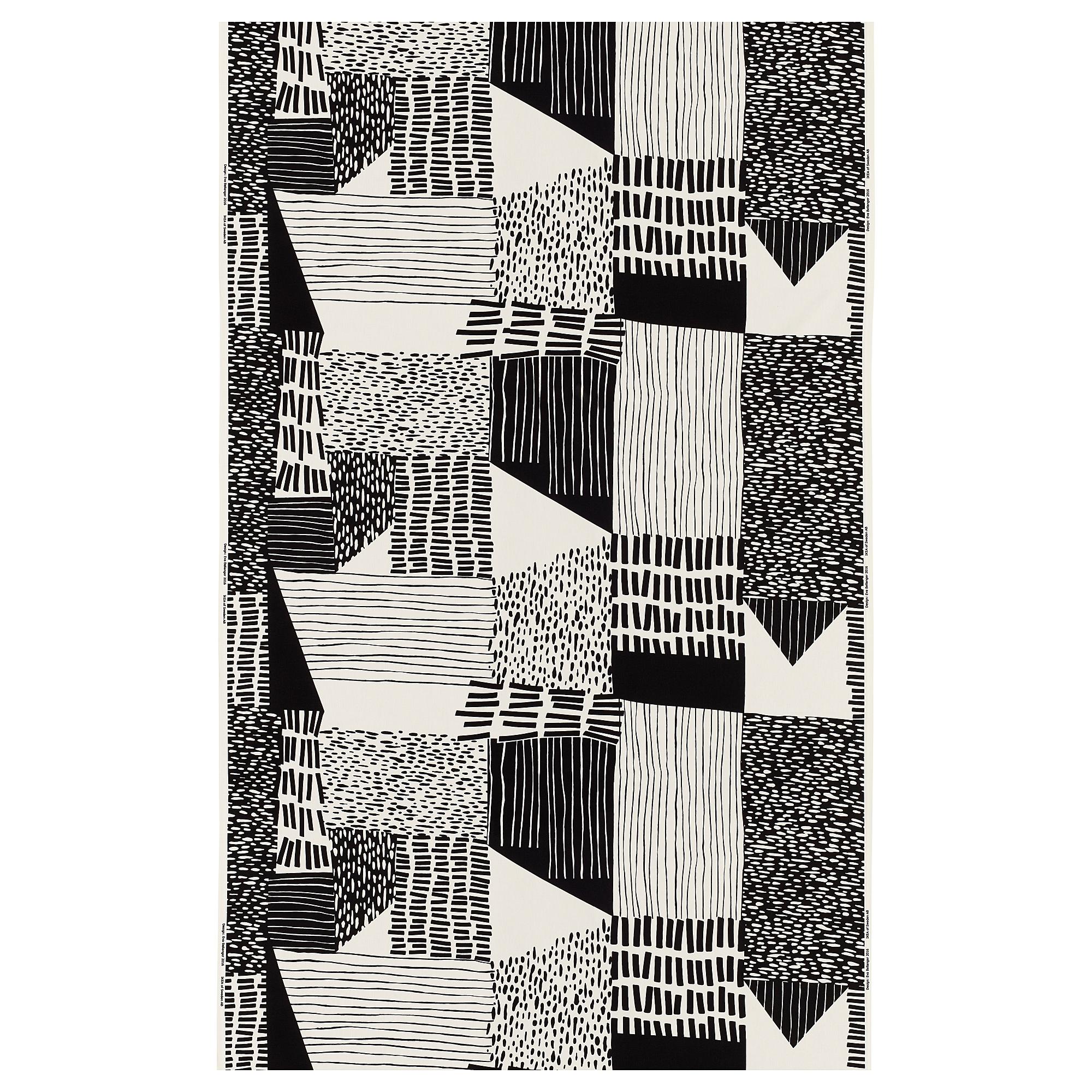 Ткань ИНГВИЛ черный артикуль № 604.217.24 в наличии. Online каталог IKEA РБ. Быстрая доставка и соборка.