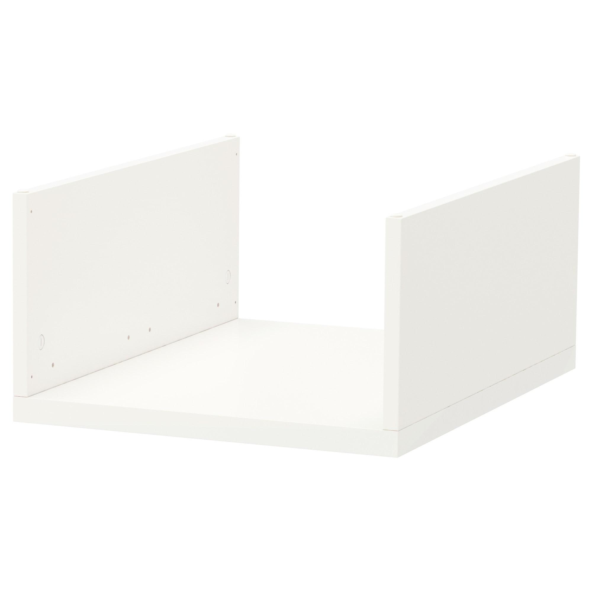Вставка ЭЛВАРЛИ белый артикуль № 403.692.32 в наличии. Online каталог IKEA Минск. Недорогая доставка и соборка.