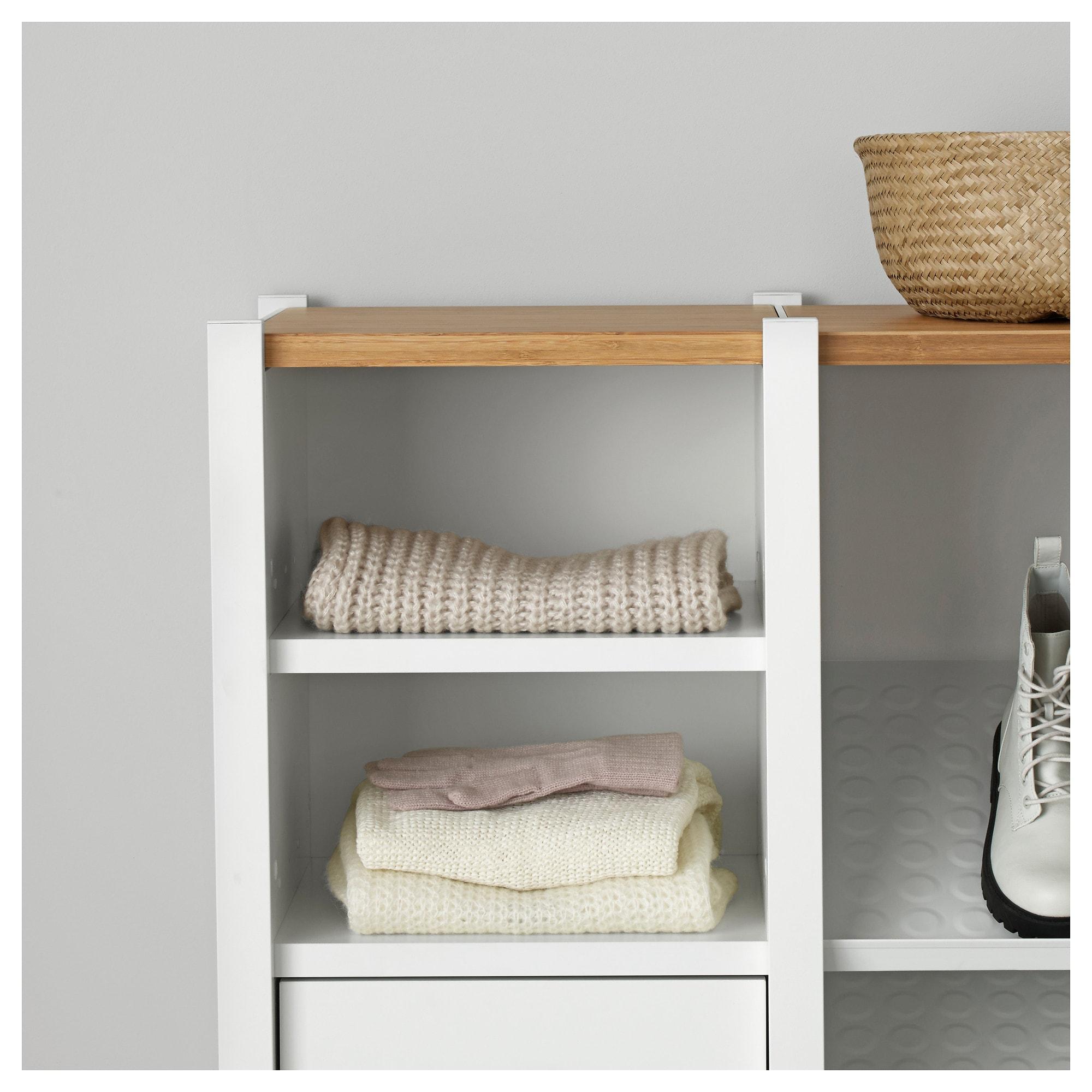Вставка ЭЛВАРЛИ белый артикуль № 403.692.32 в наличии. Интернет каталог IKEA Беларусь. Недорогая доставка и соборка.