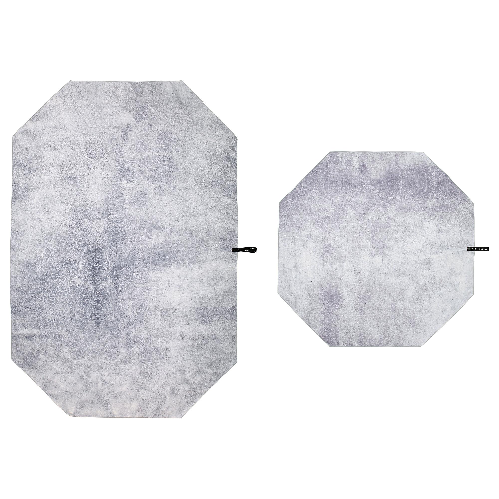 Дорожное полотенце, 2 шт. СПЭНСТ серый артикуль № 104.129.96 в наличии. Онлайн магазин IKEA Минск. Недорогая доставка и установка.