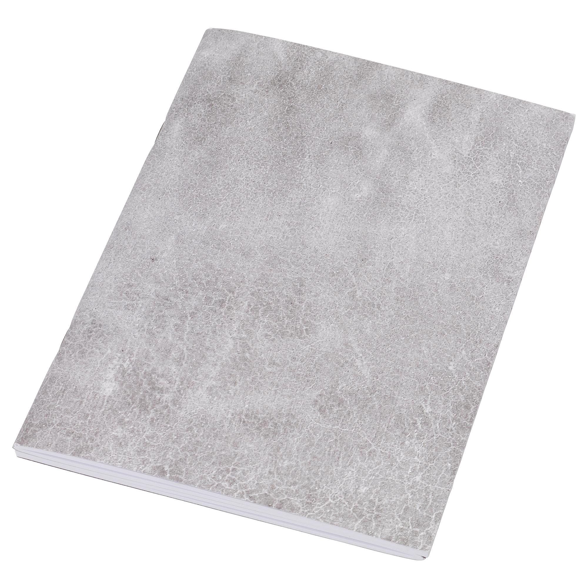 Двусторонний блокнот СПЭНСТ серый/черный артикуль № 604.082.75 в наличии. Онлайн сайт IKEA РБ. Быстрая доставка и соборка.