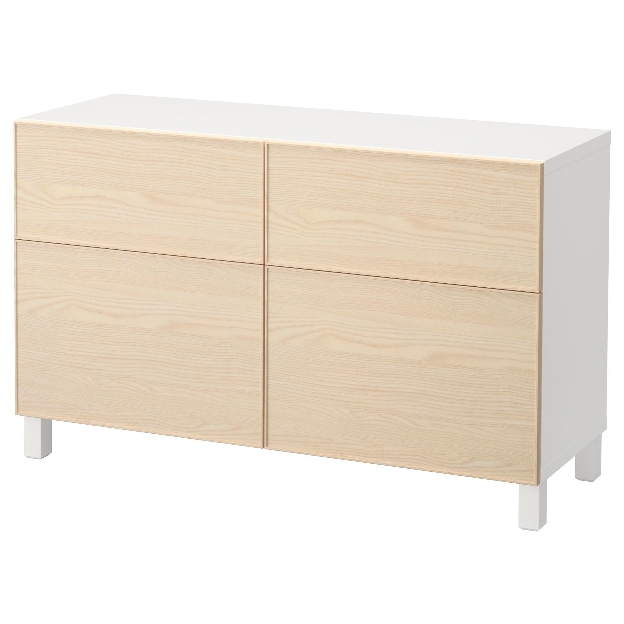 Комбинация для хранения с дверцами, ящиками БЕСТО белый артикуль № 792.492.29 в наличии. Интернет сайт IKEA Беларусь. Быстрая доставка и установка.