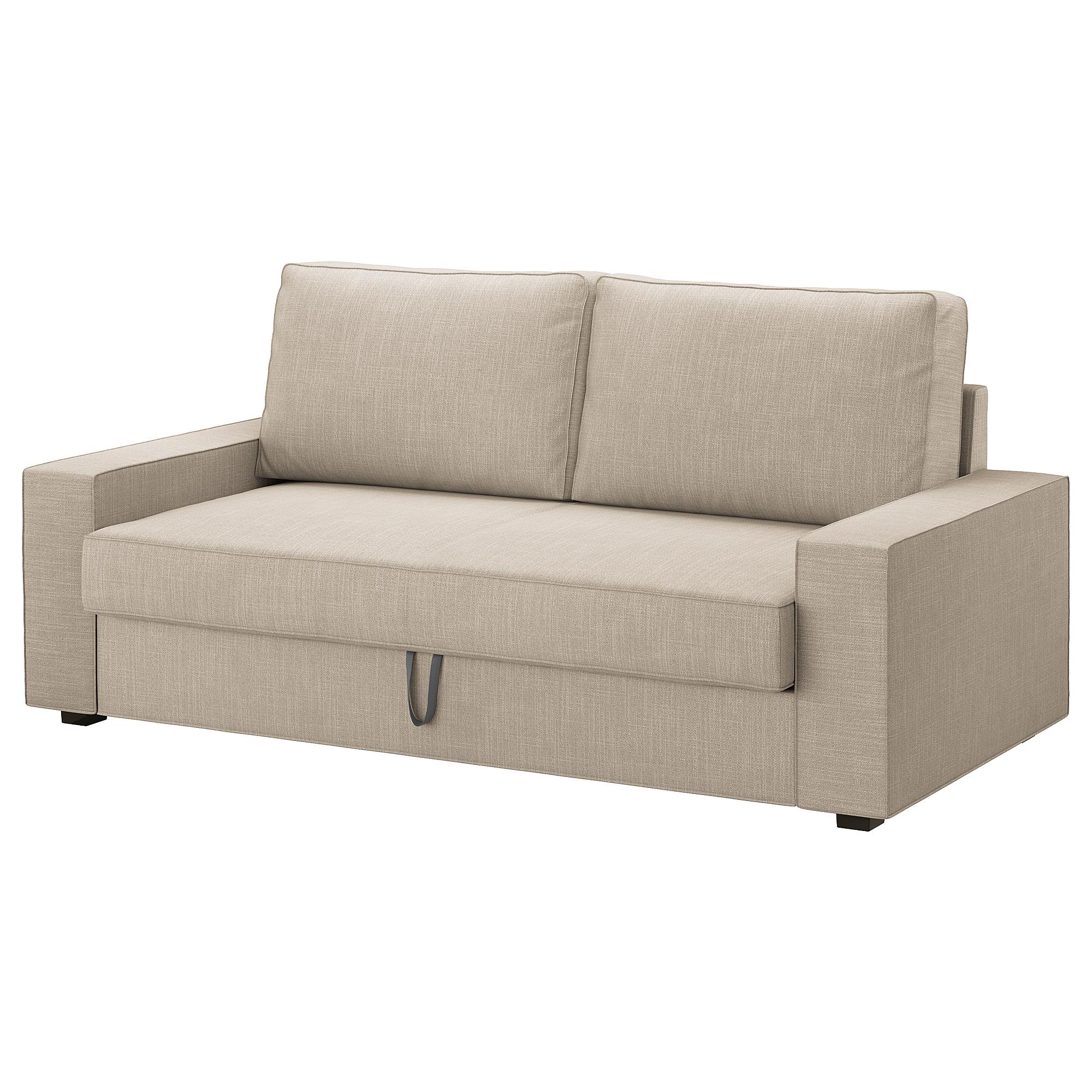 3-местный диван-кровать ВИЛАСУНД бежевый артикуль № 692.824.98 в наличии. Интернет сайт ИКЕА РБ. Недорогая доставка и соборка.