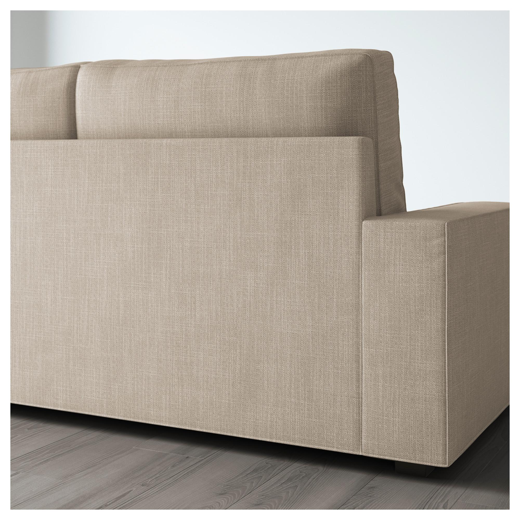 3-местный диван-кровать ВИЛАСУНД бежевый артикуль № 692.824.98 в наличии. Онлайн сайт IKEA РБ. Быстрая доставка и монтаж.