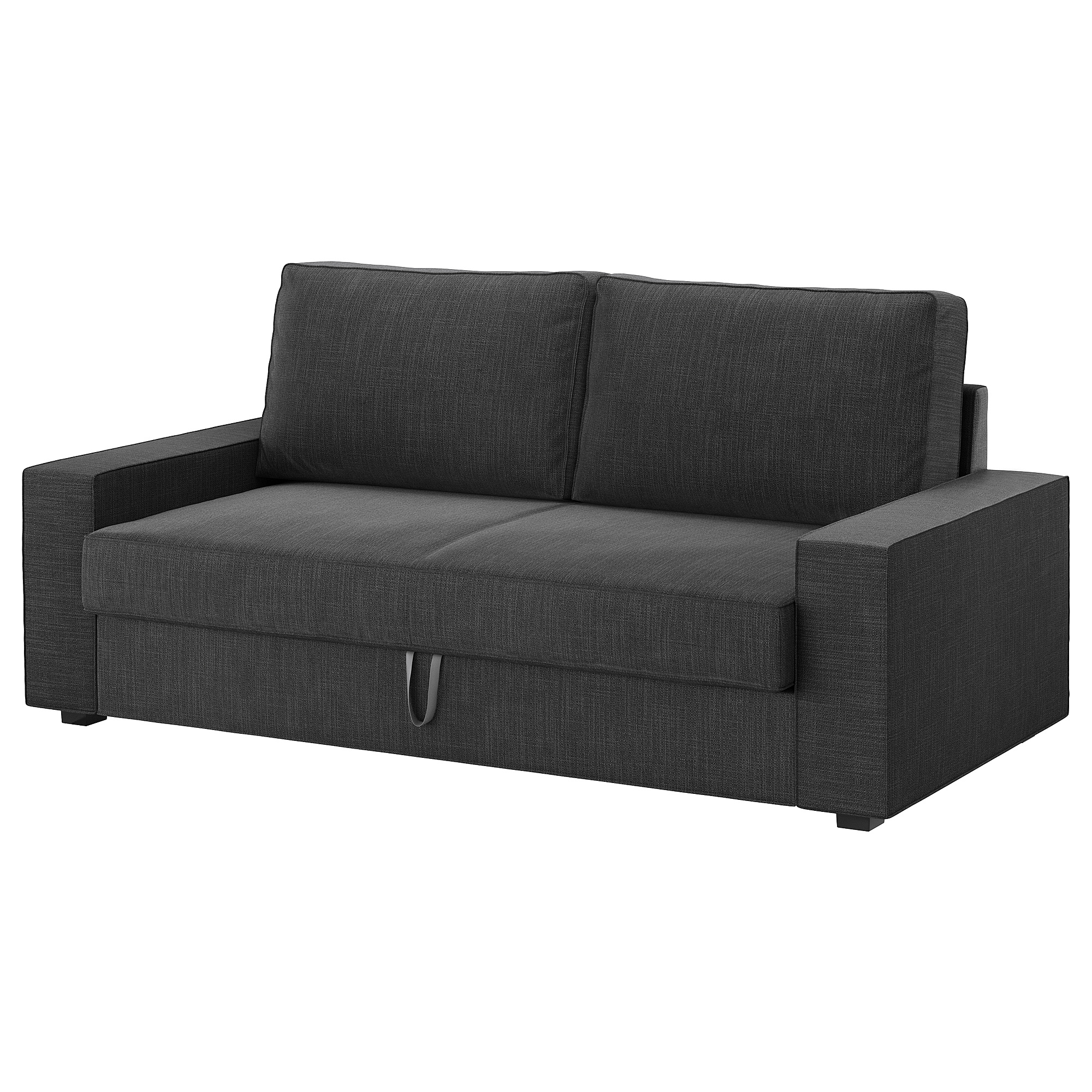 3-местный диван-кровать ВИЛАСУНД антрацит артикуль № 892.824.97 в наличии. Онлайн сайт ИКЕА Минск. Недорогая доставка и соборка.