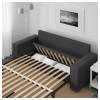 3-местный диван-кровать ВИЛАСУНД антрацит артикуль № 892.824.97 в наличии. Online магазин IKEA Минск. Быстрая доставка и установка.
