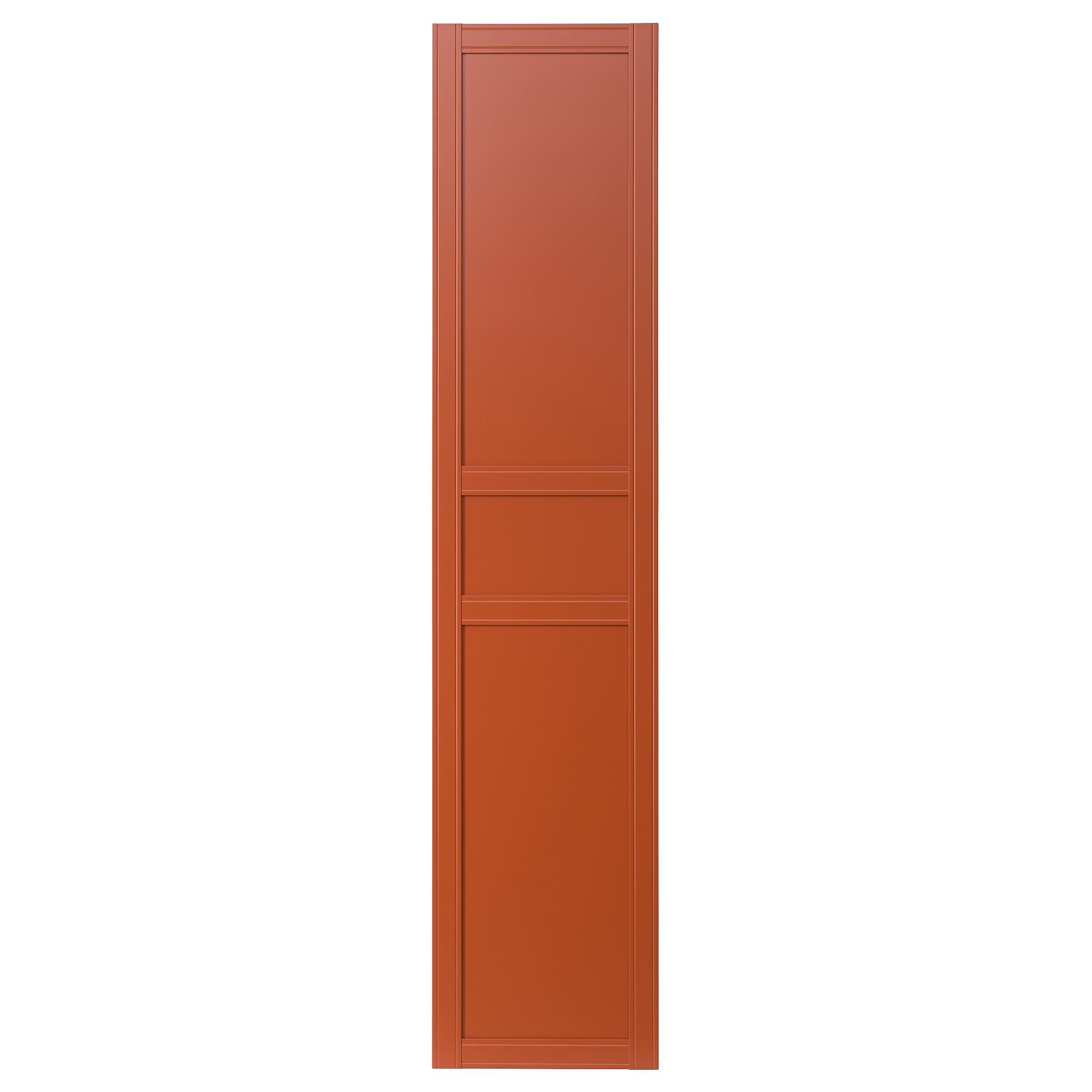 Дверь ФЛИСБЕРГЕТ цвета ржавчины артикуль № 303.791.61 в наличии. Интернет каталог ИКЕА Минск. Недорогая доставка и установка.