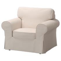 Кресло ЭКТОРП бежевый артикуль № 692.824.03 в наличии. Онлайн магазин IKEA Республика Беларусь. Быстрая доставка и монтаж.