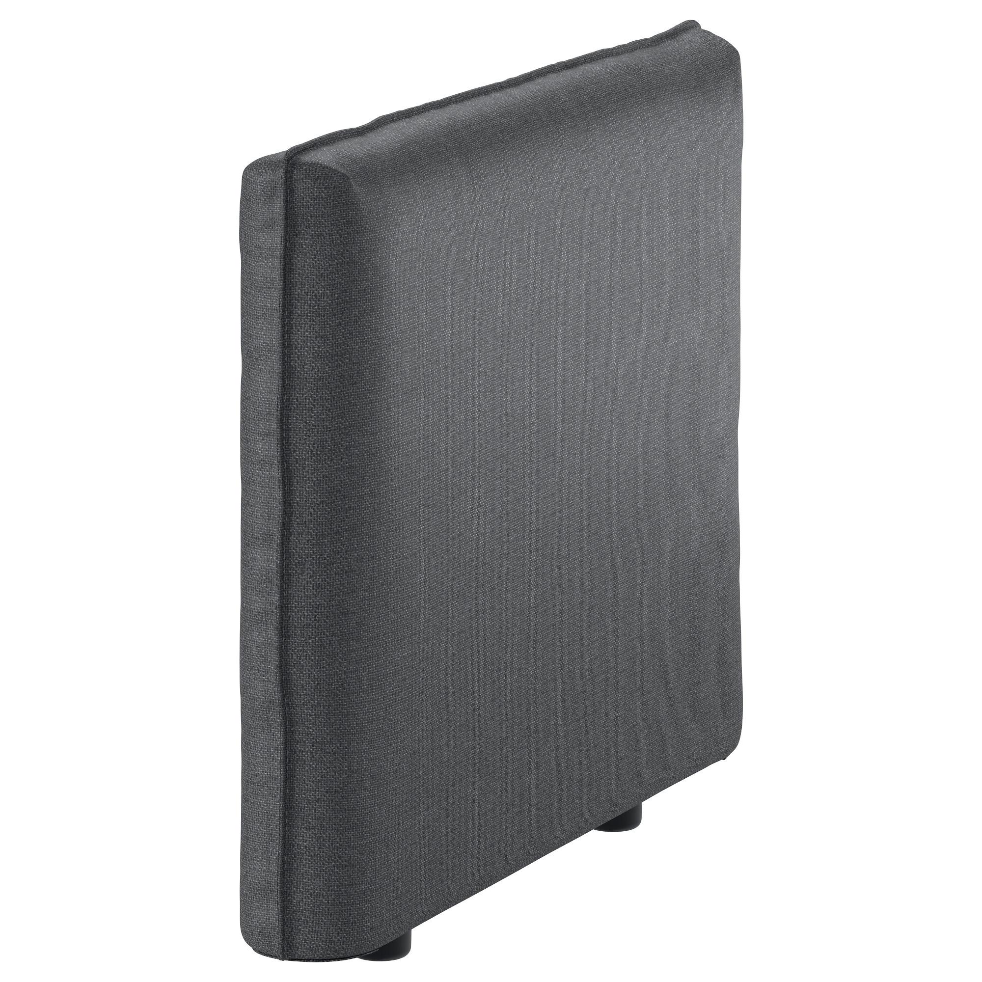 Подлокотник ВАЛЛЕНТУНА темно-серый артикуль № 392.825.03 в наличии. Интернет каталог IKEA Минск. Быстрая доставка и монтаж.