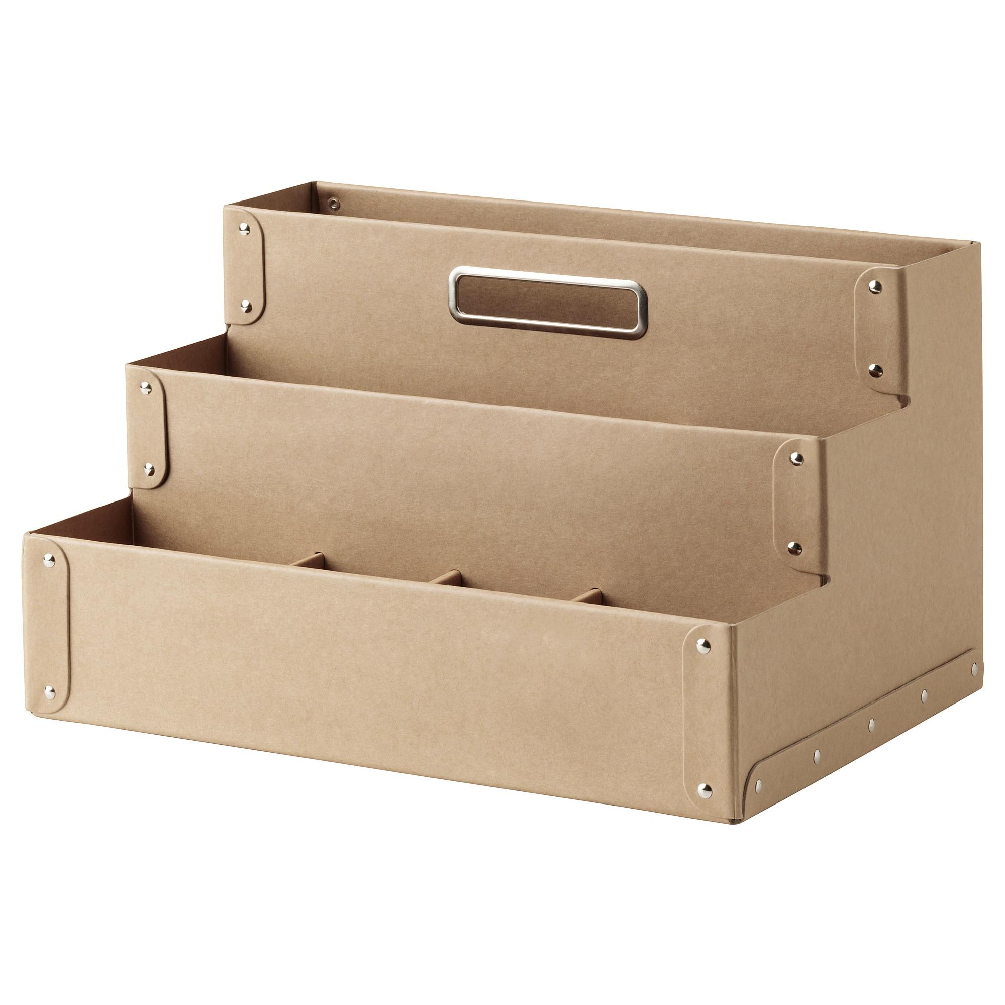 Подставка для канцелярских принадлежности ФЬЕЛЛА естественный/бежевый артикуль № 204.025.29 в наличии. Онлайн сайт IKEA РБ. Недорогая доставка и установка.